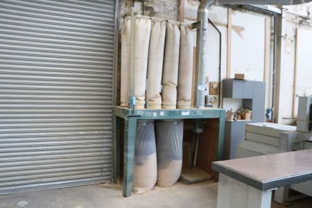 P & J PJ 2181 MS/3 KW Extraction System