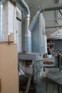 P & J PJ 3/12/H/MS Extraction Unit