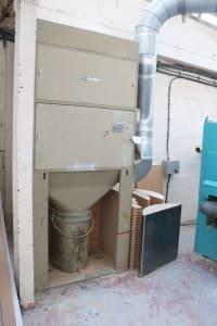 DCE UMA 254/G 5 Extraction Unit