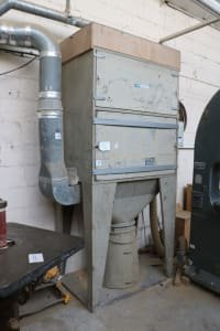 UNIMASTER UMA 254/G 5 2040 Extraction Unit