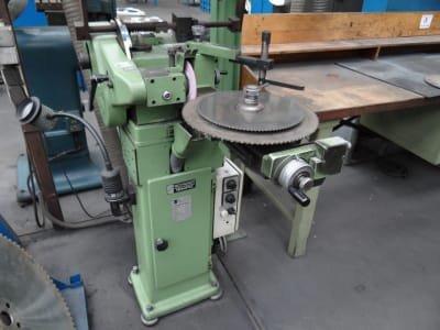SCHMIDT TEMPO K4 Saw blade sharpener machine