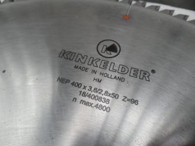 KINKELDER Saw blades