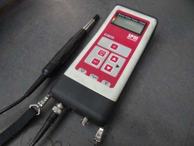 SPM T2000 Shock Pulse Tester