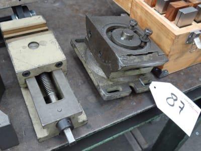 Various Machine tooling