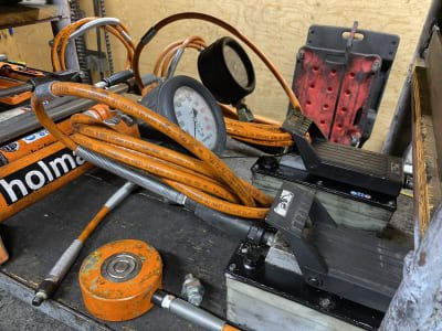 HOLMATRO Hydraulic jack equipment