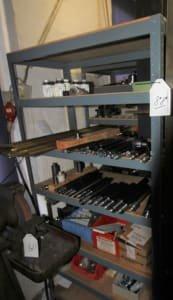 Steel Shelf