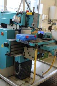 ORADEA FUS-32 Tool Milling Machine