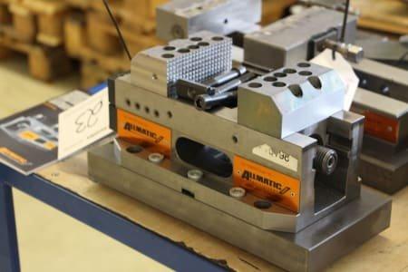 ALLMATIC CENTRO GRIPP 125 Machine Vice
