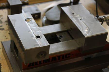 ALLMATIC B 160 Machine Vice