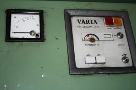 4 pieces control units