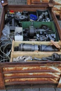 Lot of Accessories for INDEX Lathes