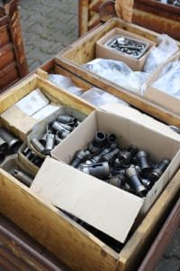 Lot of Spare Parts for INDEX Lathes