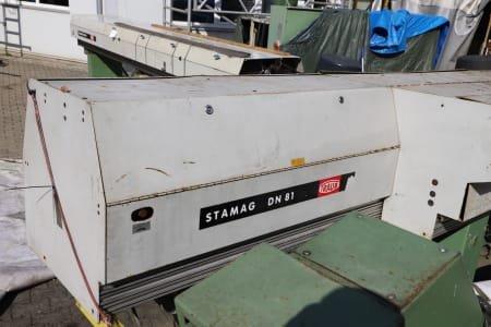 TRAUB STAMAG DN 81 Bar Loader