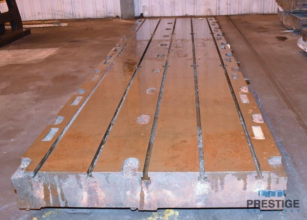 Placas de piso ranuradas en T