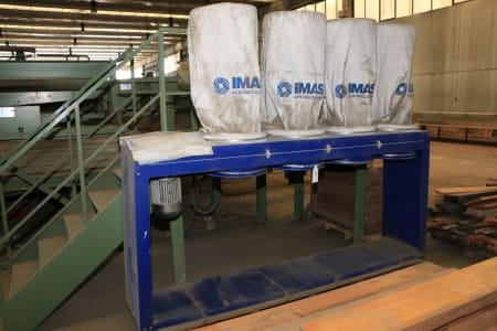 IMAS DS4/75 Suction system