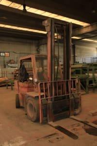 CATERPILLAR V80F Diesel Forklift
