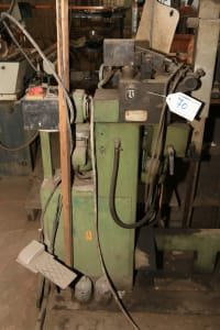 VOLLMER GF10U Welding machine for band blades