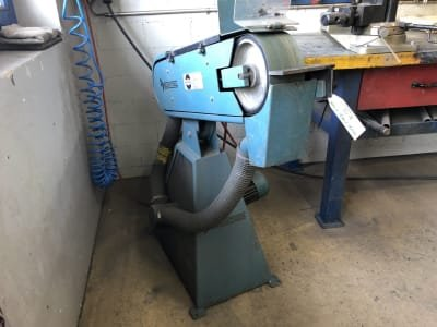 SCANTOOL 100-2000 Belt Sander