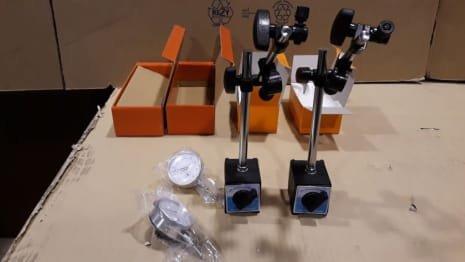 Dial Gauge Holders ( x 2)