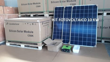 Photovoltaic System 10 KW A++ class