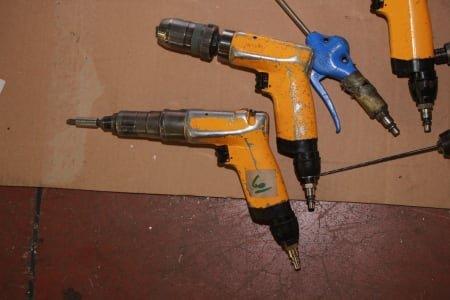 Lot of Pneumatic Tools (22)
