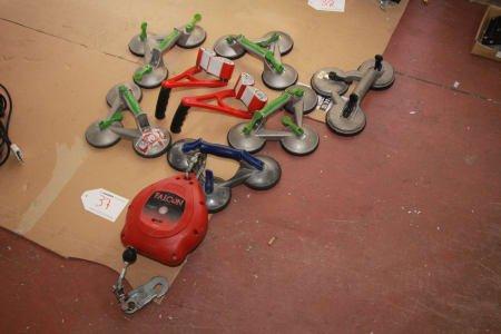 Lot of Lifting tools (9)