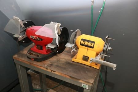 Lot of Double Grinding Machine (2)