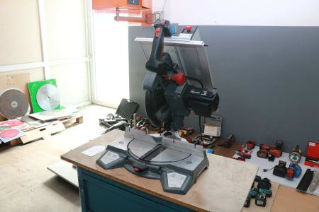 WÜRTH TS 300-L Miter Saw with Table
