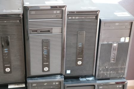 Lot of PC (10)
