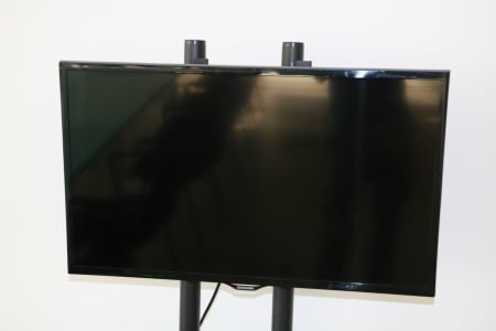 TV with PC for Videoconference