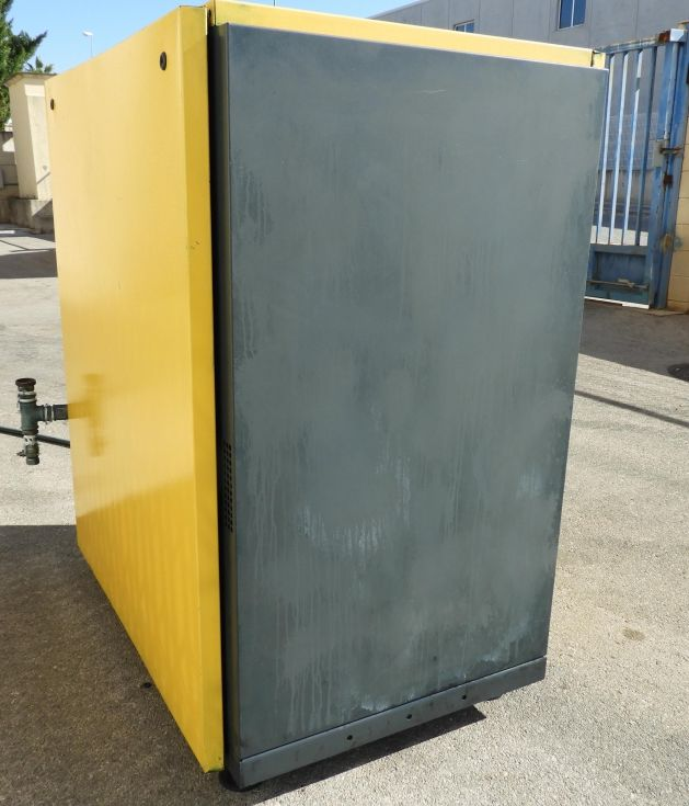 Compresor estacionario de tornillo