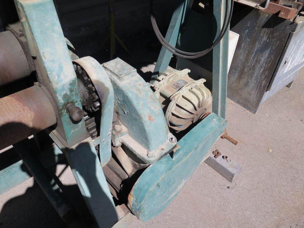 GT-2969 Curvadora de chapa