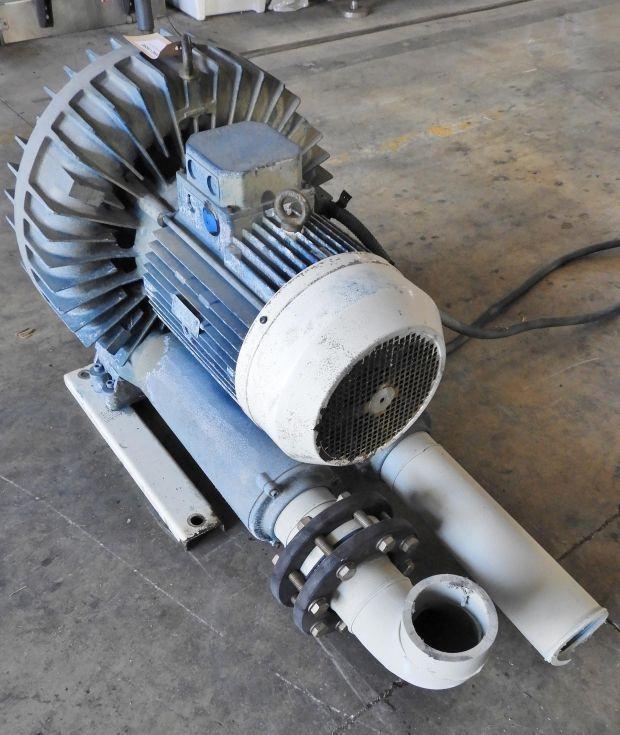 Venturi con motor de 11kW