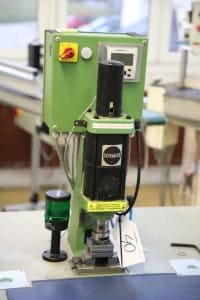 SCHMIDT Punching and riveting machine