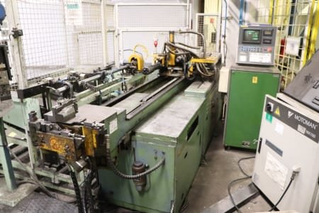 CHUO electric MFG 2ORS CNC Tube Bender