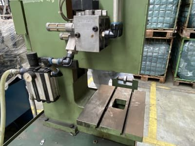 GECHTER LP-ZS 4 Pneumatic press