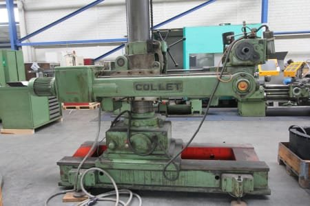 COLLET Portable Radial Drilling Machine