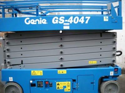 GENIE GS-4047 Self-Propelled Scissor Lifts