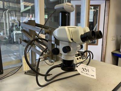 Microscopio estereoscópico con zoom OLYMPUS SZX 7
