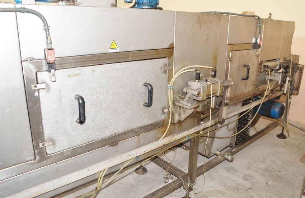 Equipo automático para lavado