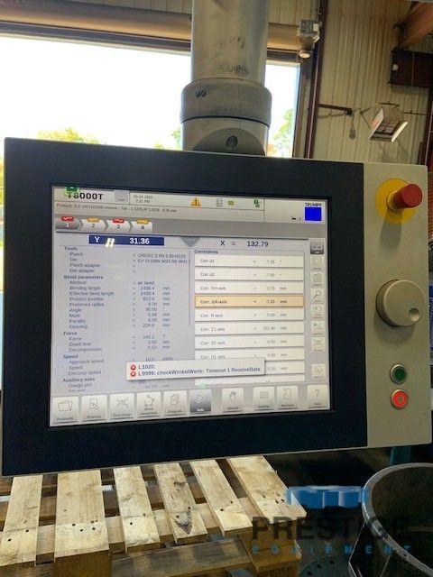 Freno de prensa hidráulica CNC