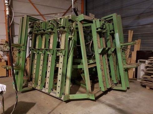 Prensas para madera