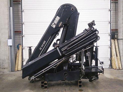 Grúa Hiab 144 B-2 DUO