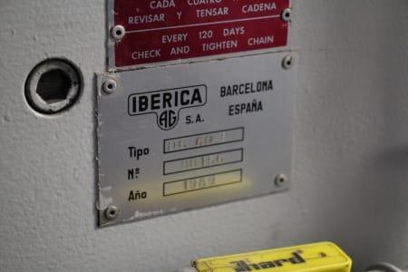 Troqueladora IBERICA DG-60