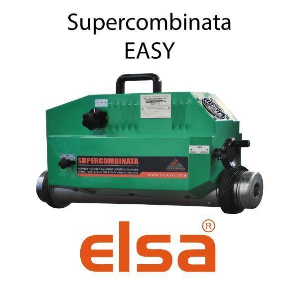 Mandrinadora portátil multifunción - Supercombina Easy