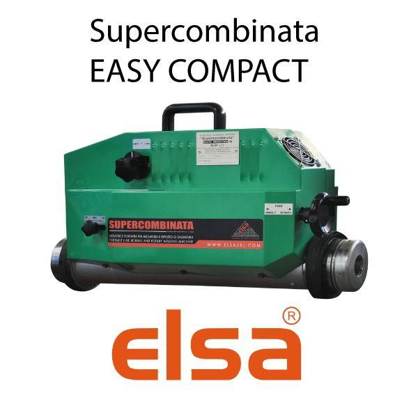 Mandrinadora portátil multifunción - Supercombinata Easy Compact