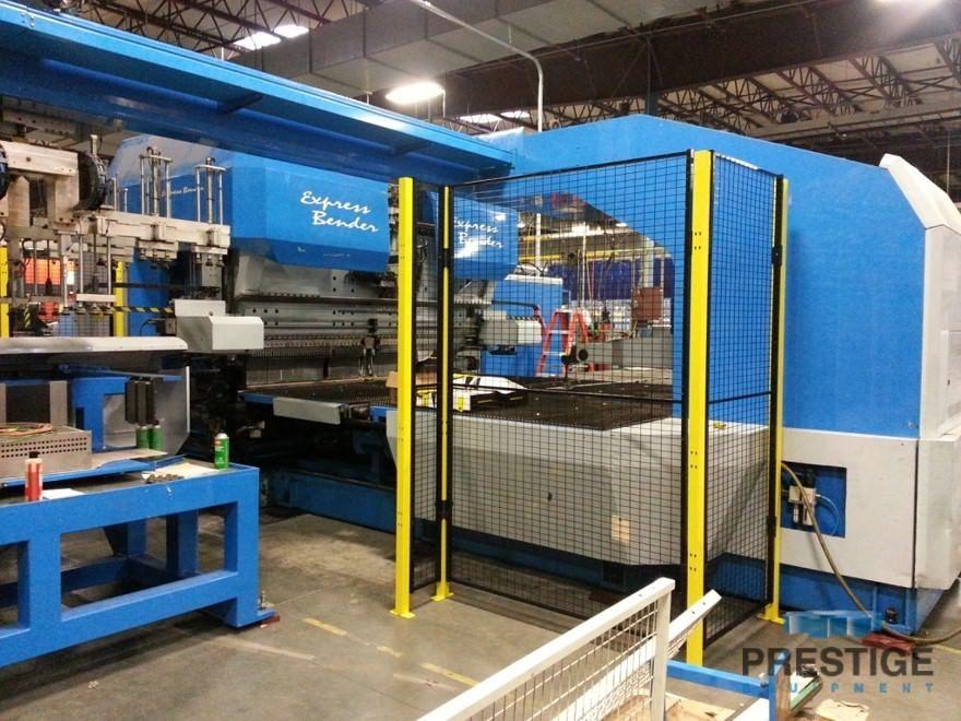 Dobladora de paneles automatizada CNC