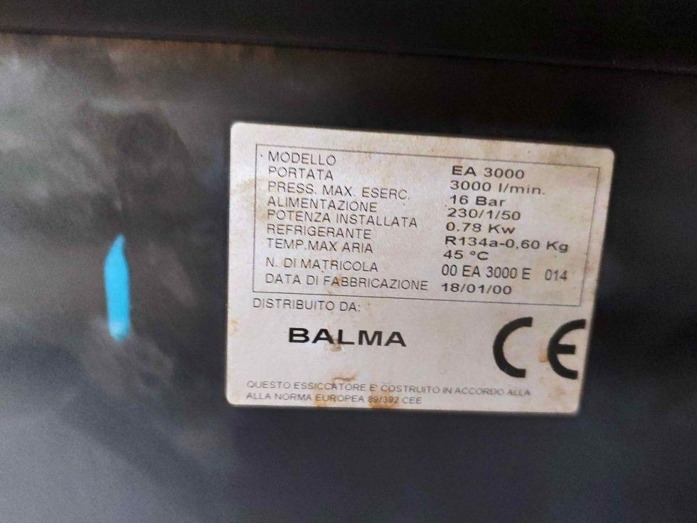 Compresor Balma VISS3010