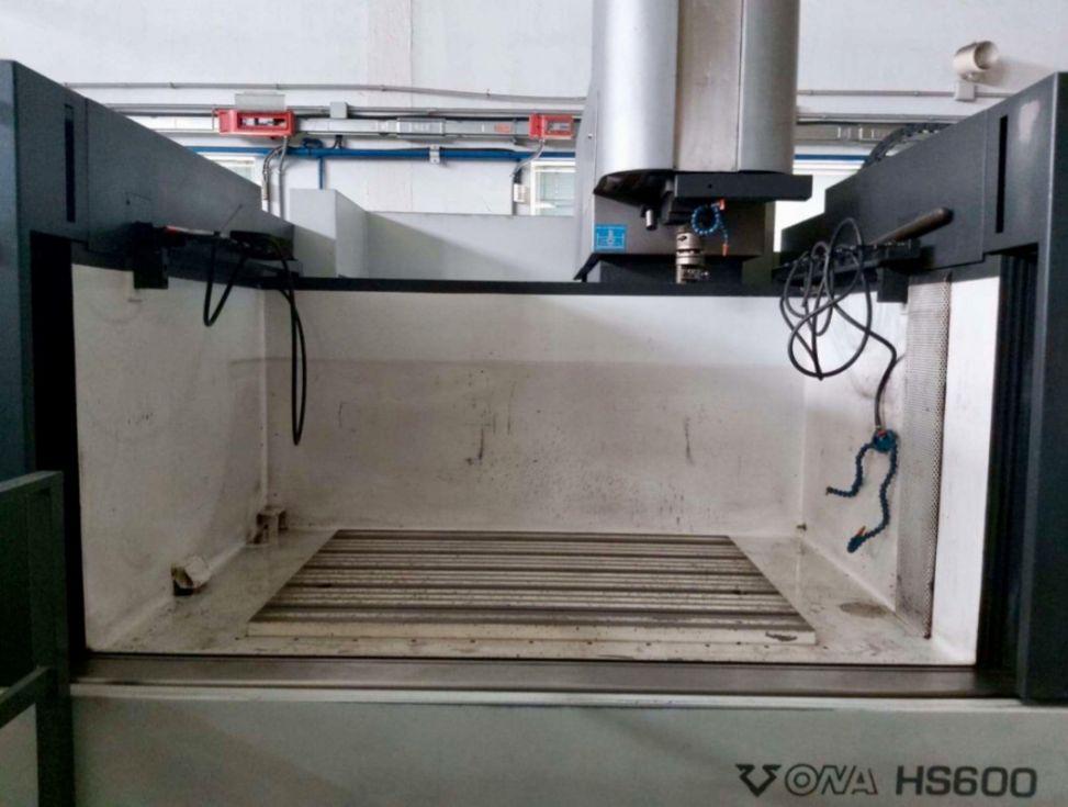 Máquina de Electro-erosión por Penetración
