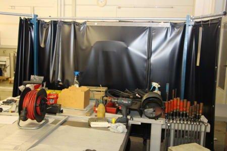 Large Welding Workstation